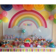 Décorez votre sweet table avec ce superbe kit imprimable coloré et gai