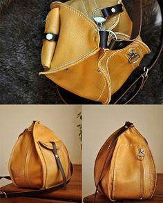 «Средний Тыквоид. Сумка-рюкзак. Размеры - 35 х 22 Три внешних и один внутренний карман. Ремень - на плечо  или кросс-боди  7.850  #необычные_сумки…»