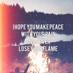 Never lose your Flame x Issues