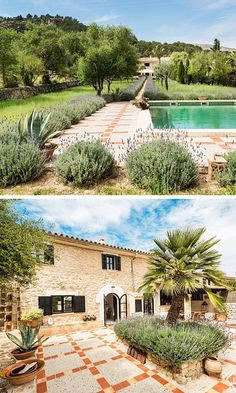 fashion designer malene birger's home on majorca | Flickr - Photo Sharing!
