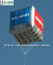 Popular square inflatable advertising balloon; balloon for promotion