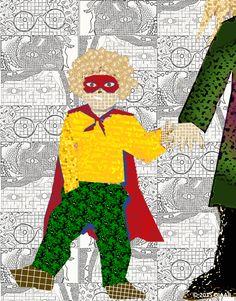 Wir wünschen Euch eine BUNTE Faschingszeit! #Kinder #Fasching Inspiration aus dem Kinderbuchprojekt: Bunt, gleich und anders ... wie Du und ich von Temu Diaab  - ISBN Nr. 978-3-7386-0260-9  Illustration: Elisabeth Diaab  www.diaab.de  