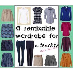 A Little Bit of WoWe : Teacher Wardrobe Staples: Part 3 [The ...