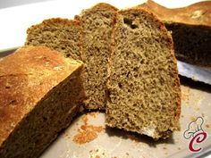 Pane di Semola e Farina di Canapa Sativa