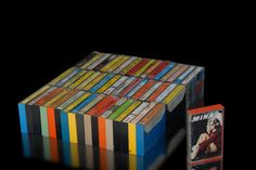 vintage tape collection