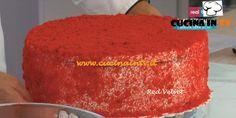 Red Velvet ricetta Renato da Torte in corso | Cucina in tv