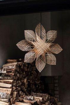 Christmas Feeling, Noel Christmas, Christmas Crafts, Christmas Decorations, Natural Christmas, Simple Christmas, Handmade Christmas, Cork Crafts, Diy And Crafts