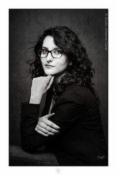 Portrait corporate Business Portrait femme Portrait Studio Corporate Business…