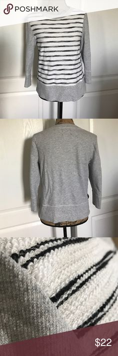 Lou & Grey Sweater Lou & Grey Sweater, 100% cotton, Size M. smoke free home Lou & Grey Sweaters