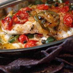 Let Chef John walk you through how to make this light and spicy dish. Try it with your favorite fish.  Allrecipes.com
