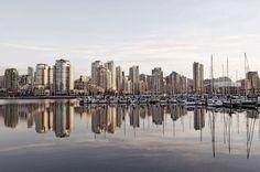 Canada - Vancouver Skyline