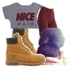 """""""Honey Cocaine〽️🌴."""" by iiammiakay ❤ liked on Polyvore featuring Timberland and Alex and Chloe"""