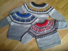 Bilderesultat for marius strikket Kids Knitting Patterns, Knitting For Kids, Baby Patterns, Knit Baby Sweaters, Boys Sweaters, Winter Sweaters, Little Cotton Rabbits, Kids And Parenting, Knit Crochet