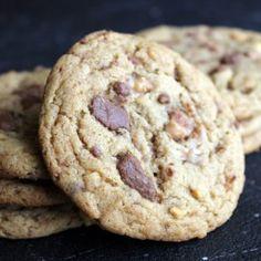 Heath Peanut Butter Cookies Finally found a receipt
