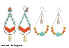Diy Jewelry Ideas : Ces magnifiques bo pourraient devenir les indispensables de lété !! #ladrogue
