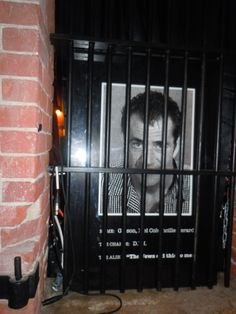 "Pictures of #celebs, and their arrest #alibis, at #Alibi in the #Liberty #Hotel, the former ""Suffolk County Jail"" A/K/A ""Charles Street Jail"" in #Boston, MA."