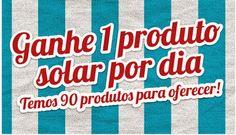 """Amostras e Passatempos: Corine de Farme - Passatempo """"Ganhe um produto sol..."""