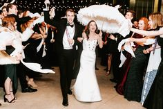 A New Orleans-style send-off for a couple just married at South Congress Hotel in Austin, Texas. Photo by Hayley Ringo. Austin Hotels, Function Room, Lush Garden, Austin Texas, Rehearsal Dinners, Just Married, Reception, Weddings, Bridal