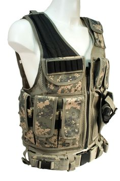 Gilet tactique Digi-desert avec holster  89,00 €                                                                                                                                                                                 Plus