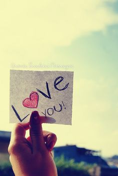 love heart #spreadthelove