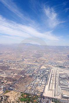 Aerial view of Las Vegas editorial stock image. Image of city - 2925254 Aerial View, Nevada, Paris Skyline, Las Vegas, Editorial, My Arts, City, Photos, Travel