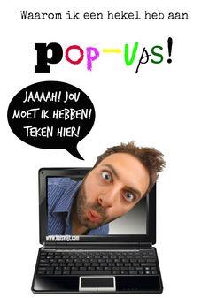 Pop-ups: een nieuwe trend in Blogland
