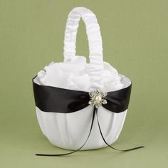 Flower Girl Baskets for Carrying Wedding Flowers, Petals and More ...