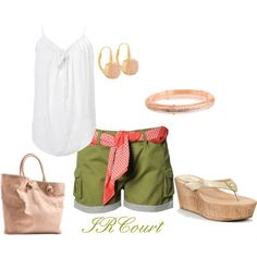 Summer 2012, created by ircourt on Polyvore
