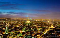 Paris At  Night by Hendri Sugiarto on 500px