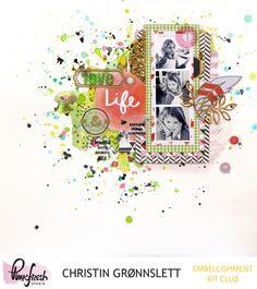 Pinkfresh Studio: Love life