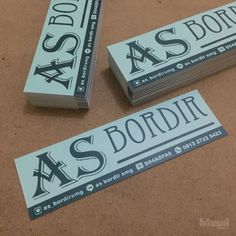 Stickers done! Thanks for ordered @as_bordirsmg • For more info/order, call/sms contact number on my bio. • #sticker #stickervynil #vinyl #decal #vinyldecal #screenprint #screenprinting #screenprinter #sablon #cetaksaring #sablonsticker #sablonsemarang #semarang #bleedsyndicate #bleedsyndicate2017 • © 2017 @bleedsyndicate
