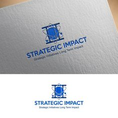 Strategic Impact - Logo for management consulting and executive coaching firm needed Strategy ConsultingSenior executive coaching