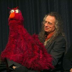 Martin P. Robinson and Telly Monster
