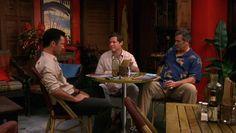 "Burn Notice 2x10 ""Do No Harm"" - Michael Westen (Jeffrey Donovan), Sam Axe (Bruce Campbell) & Kenny (David Barry Gray)"