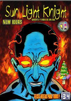 Fanzine de #comics New Ideas 34 en ComicSquare #NewIdeas34 #newideas #fanzine #comicsquare http://www.comicsquare.com/es/comic/new-ideas-34