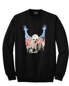 LONELY HEARTS GHOST SWEATSHIRT