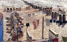 Stanley Spencer - Southwold Beach