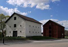 Vingåkers hembygdsmuseum sockenmagasin - Parish granary - Wikipedia, the free encyclopedia