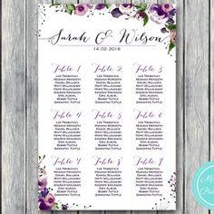 custom-purple-floral-wedding-seating-chart-printable-wedding-seating-poster-2
