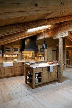 Rénovation d'un chalet avec finesse et bien-être - Côté Maison