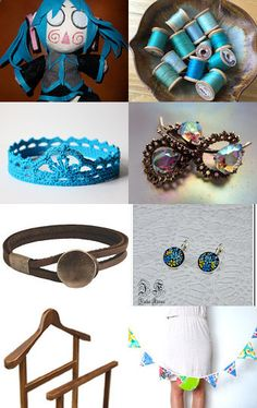 Turquoise by Marilyn on Etsy--Pinned with TreasuryPin.com