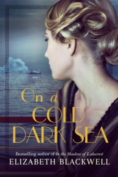 Historical Fiction 2018. On a Cold Dark Sea by Elizabeth Blackwell. On April 15, 1912, three women climbed into Lifeboat 21 and watched in horror as the Titanic sank into the icy depths. Several years later a death reunites them.