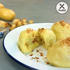 Potato dumplings are the classic accompaniment to meat dishes and taste great with sauces. You can easily make the dough for it yourself. Meat Sandwich, Sandwich Recipes, Slow Cooking, Slow Cooker Recipes, Cooking Recipes, Look And Cook, Healthy Sandwiches, Healthy Smoothies, Mexican Food Recipes