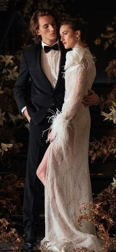 San Petersburg, Beautiful Evening Gowns, Black Tie Affair, Couture, Black And White, Wedding Dresses, Lace, Xmas, Christmas