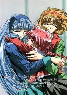 Anime Girl Cute, Anime Art Girl, Manga Anime, Knight Tattoo, Magic Knight Rayearth, Rare Pictures, Anime Life, Anime Artwork, Animes Wallpapers