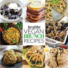 Healthy Vegan Brunch Recipes | Hummusapien | Bloglovin'