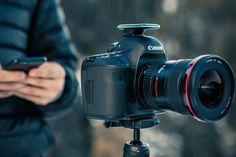 카메라 리모컨의 끝판왕 - 제품으로 보는 세상의 안테나, 펀테나