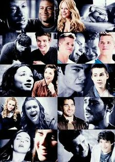 Teen wolf sadness. Oh, looky there! It seems as though I don't have any TEARS LEFT!!