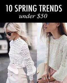 spring trends to buy, lace top, spring outfits, sales, how to build spring wardrobe basics