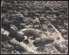 זולטן קלוגר ירושלים - בנין הסוכנות היהודית בירושלים